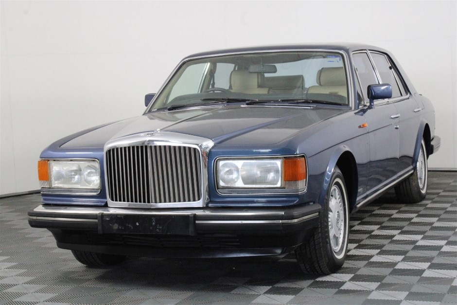 1988 Bentley Mulsanne S Automatic Sedan