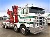 <p>1993 Kenworth  K100E 8 x 4 Prime Mover Crane Truck - Cert Feb 2021</p>