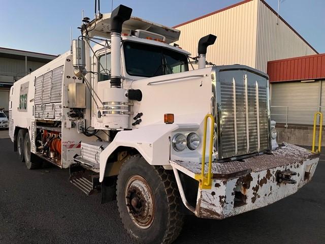 2007 Kenworth C500 6 x 4 Service Truck