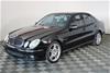 2003 Mercedes Benz E55 AMG W211 Automatic Sedan