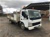 <p>2005 Mitsubishi Canter 7/800 3.5T 4 x 2 Tipper Truck</p>
