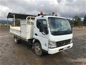 2 x Mitsubishi Canter Tipper Truck Sale