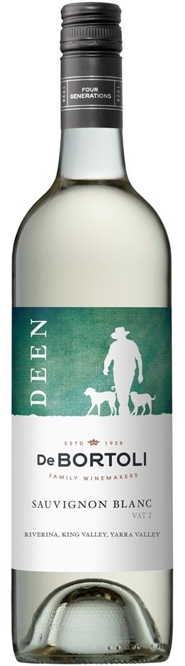 De Bortoli `Deen Vat2` Sauvignon Blanc 2020 (6x 750mL), Riverina, NSW.