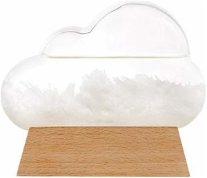 Cloud Storm Glass Weather Forecast Stati