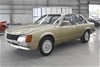 1982 Holden VH Commodore SL/E Project Car Sedan
