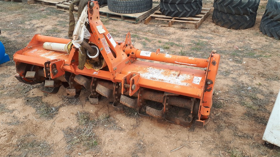 1 x Rotary Hoe 1930mm L