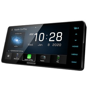 Kenwood DDX9020DABS 6.8 inch High Definition Display with AV receiver