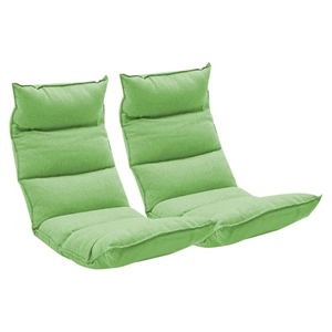 SOGA 2X Foldable Tatami Floor Sofa Bed M