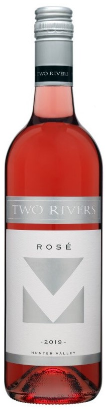Two Rivers Rose (Shiraz) 2021 (6x 750mL).