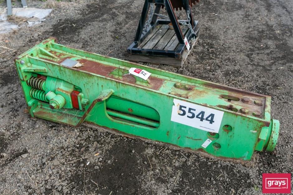 2011, Cosantino, M 501, Hydraulic, Demolition Hammer Attachment - Unused