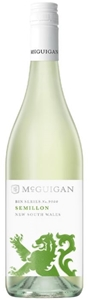 McGuigan Bin 9000 Semillon 2016 (6 x 750