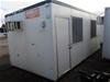 Portable Building (Donga) 6m x 3m