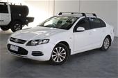 2013 Ford Falcon XT (LPI) FG II Automatic Sedan