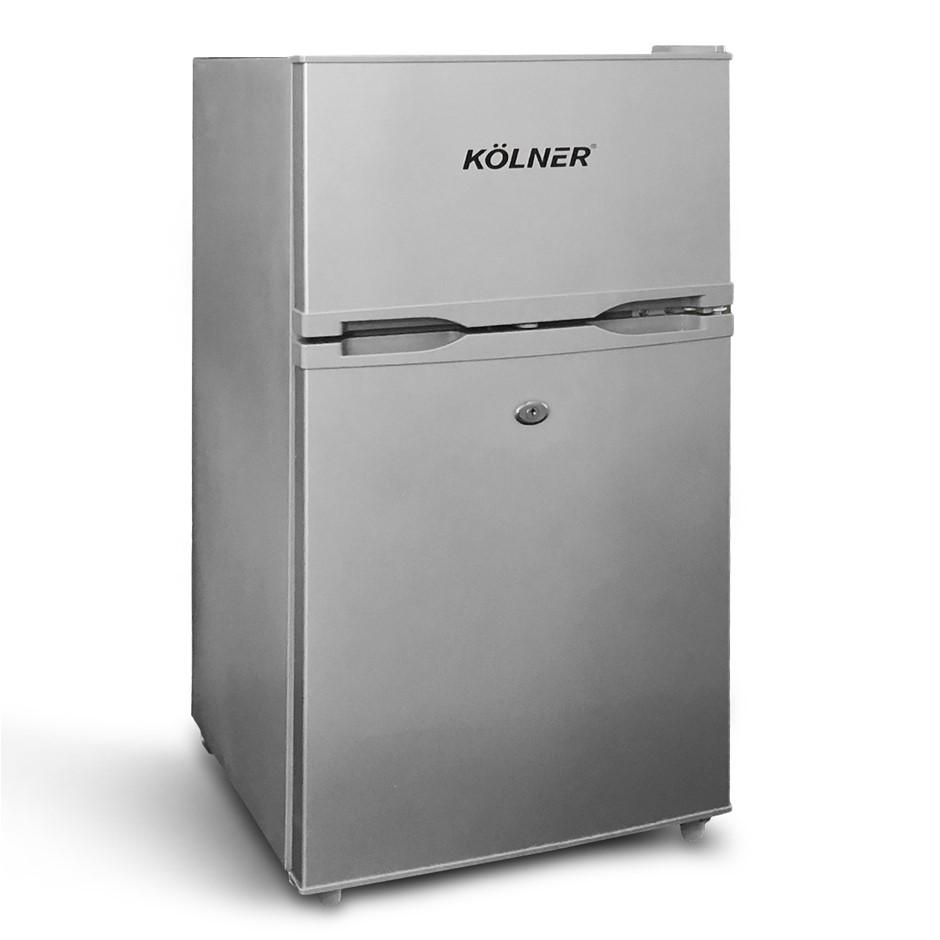 Kolner 105L Portable Upright Fridge Freezer
