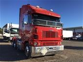 2010 Freightliner Argosy 6x4 Prime Mover Truck