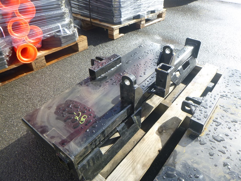 Unused 2021 3PTMP Mower King Attachment