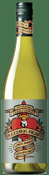 Bleeding Heart Chardonnay 2021 (12 x 750mL), NSW.