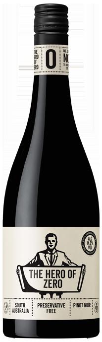 Hero of Zero (PF) Pinot Noir 2020 (6x 750mL)