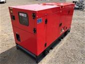 2021 Unused 40kVA & 25kVA Generators - Darwin