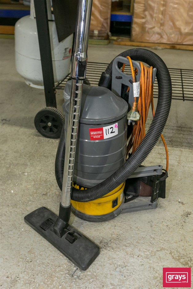 Vacuum Cleaner - Backpack Style