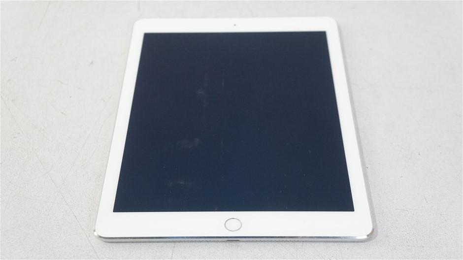 Apple iPad Air 2 Wi-Fi+Cellular 128GB Silver Mobile Device