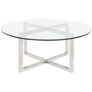 Freedom Glass Coffee Table 11