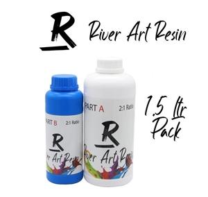 1.5 L River Art Resin High Performance 2