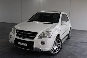 2009 Mercedes Benz ML 63 AMG (4x4) W164