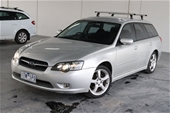 2005 Subaru Liberty 2.5i B4 Automatic Wagon