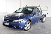 2009 Ford Falcon R6 FG Automatic Cab Chassis