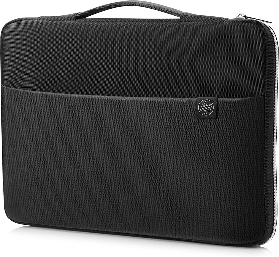 HP 15.6`` Carry Sleeve for Laptops, Black. Buyers Note - Discount Freight R