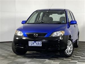 2003 Mazda 2 Neo DY Manual Hatchback