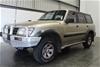 2003 Nissan Patrol ST GU III (4x4) Turbo Diesel Automatic 7 Seats Wagon