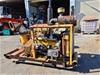 Diesel Engine with Flow Pump