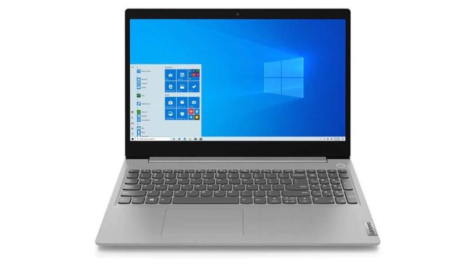 Lenovo IdeaPad 3 15IIL05 15.6-inch Notebook, Platinum Grey