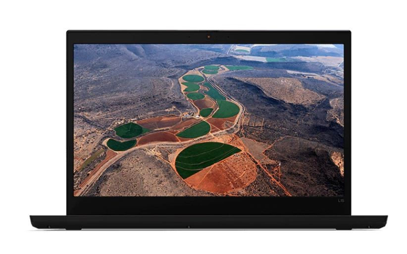 Lenovo ThinkPad L15 15.6-inch Notebook, Black