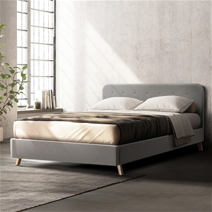 Artiss Queen Size Bed Frame Base Mattres