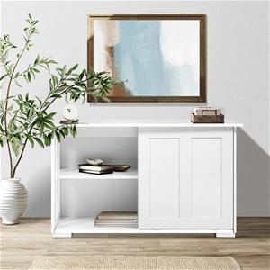 Artiss Buffet Sideboard Cabinet White Do