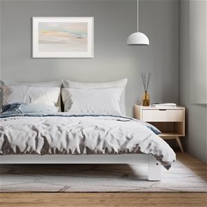 Artiss Queen Wooden Bed Base Frame JADE