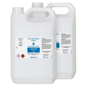 2X 5L Standard Grade Disinfectant Anti-B