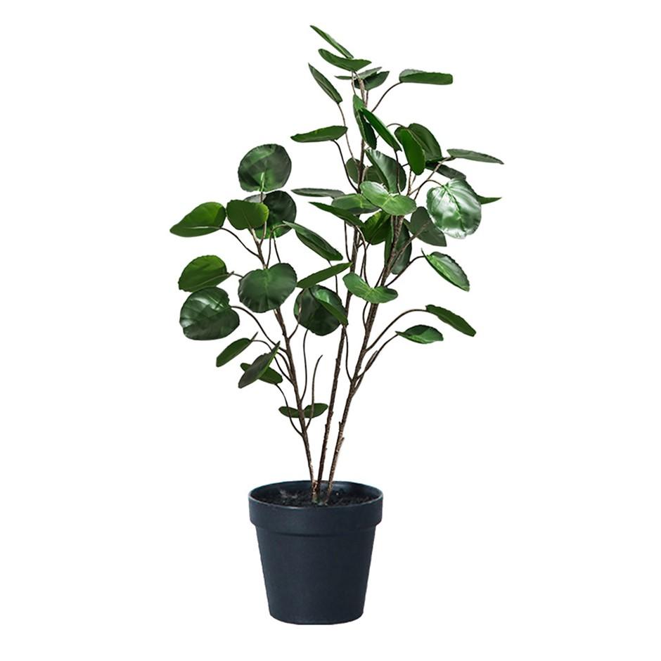 SOGA 95cm Artificial Indoor Pocket Money Tree Fake Plant Simulation
