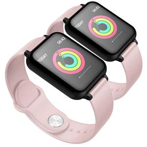 SOGA 2x Waterproof Fitness Smart Wrist W