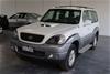 2005 Hyundai Terracan CRDi Turbo Diesel Automatic 7 Seats Wagon