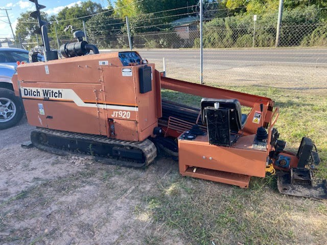 1997 Ditch Witch JT920 Line Boring Machine With Extras