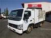 2007 Mitsubishi Canter 2.0T 4 x 2 Tray Body Truck