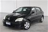 2005 Toyota Corolla Ascent ZZE122R Automatic Hatchback