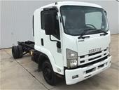 <p>2008 Isuzu FRR600 Medium 4 x 2 Cab Chassis Truck</p>