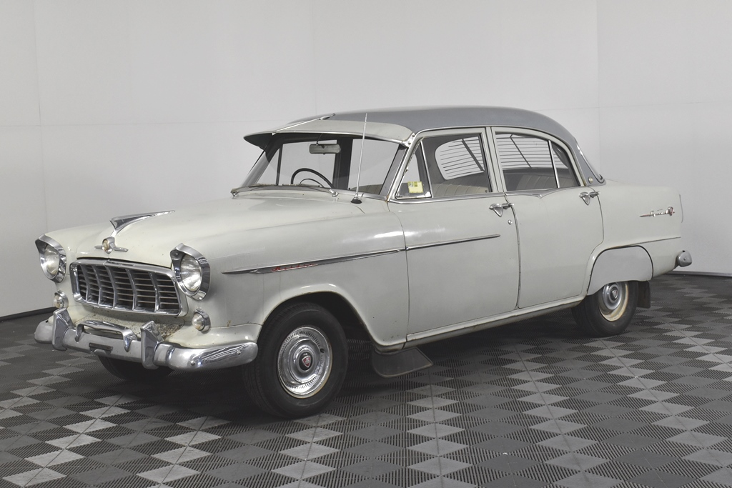 1956 Holden FE Special Survivor Manual Sedan