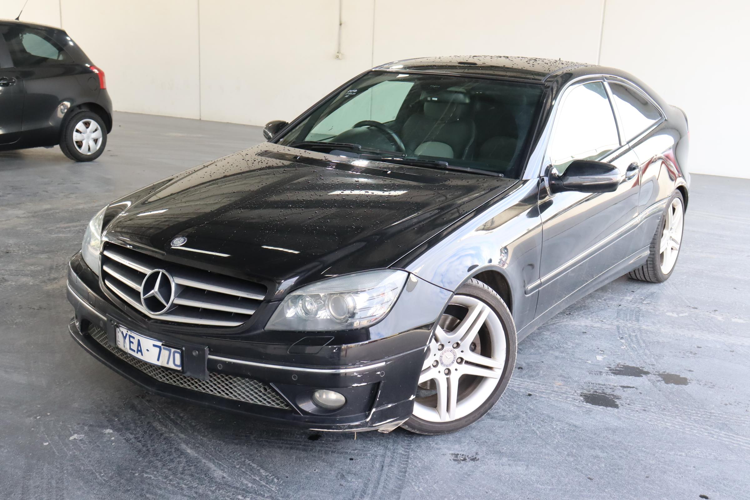 2011 Mercedes Benz CLC 200K CL203 Automatic Coupe