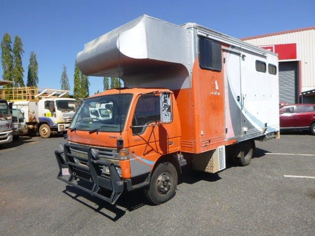 1995 Ford D509 4 x 2 Horse Truck with Accomodation